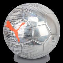 Puma Trace Training Ball Soccer Football Silver 08349901 Size 5 - $44.99
