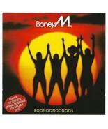 Boney M Boonoonoonoos Disco CD BMG Hansa Original 1st Edition - 1981 - $24.95