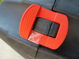 """Black & Decker Drill Hard Plastic Tool Box 21"""" x 17"""" x 10"""" Heavy Duty Case  - $29.65"""