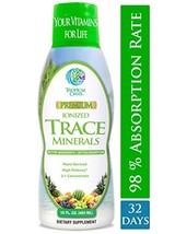 Tropical Oasis - Premium Ionized Plant Based Trace Minerals Liquid Formu... - $43.46