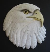 """Eagle Wall Hanger Spoontiques 10"""" Bald Decoration Americana Patriotic Ac... - $24.18"""