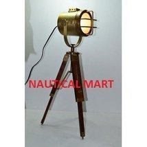Designer Handmade Vintage Small Marine Nautical Searchlight By NauticalMart - $99.30