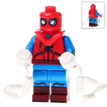 Spider-Man Homecoming Minifigures Custom Minifig Toy Building Block Supe... - $3.49