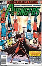 The Avengers Comic Book #187, Marvel Comics Group 1979 NEAR MINT - $13.54