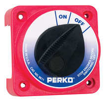 Perko 9611DP Compact Medium Duty Main Battery Disconnect Switch - $65.44