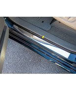 11-18 TOYOTA SIENNA 4dr QAA Stainless 2pcs Door Sill Trim DS11150 - $59.39