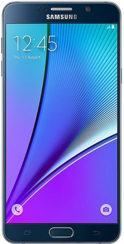Samsung Galaxy Note 5 SM-N920A 32GB GSM Unlocked Cellphone, Black Sapphire for sale  USA