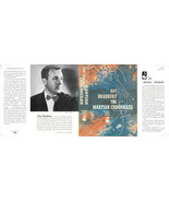 Ray Bradbury -THE MARTIAN CHRONICLES facsimile dust jacket for 1st editi... - $21.56