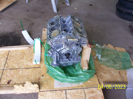 2004 2003 Honda Pilot Engine Short Block 3.5 V6 Motor Gas Sohc 10002 Pvf A00 - $890.51