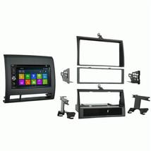 DVD GPS Navigation Multimedia Radio and Dash Kit for Toyota Tacoma 05-11... - $316.79