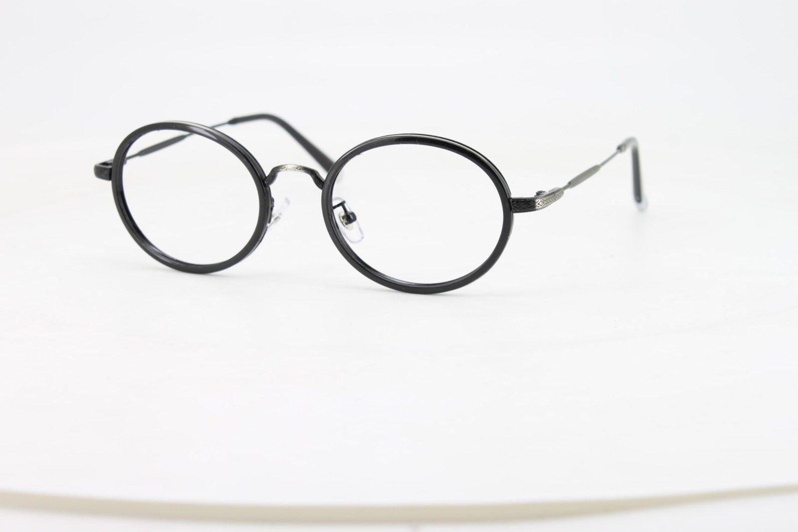 e45418c7765 S l1600. S l1600. Previous. Ebe Bifocal Reading Glasses Mens Womens Gloss  Black Full Frame Oval Round