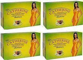 Minceur naturelle Régime CATHERINE HERB TEA.128 sachets de thé tisane - $41.49