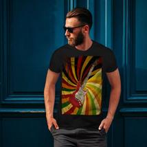 Bass Guitar Song Music Shirt Rock Music Men T-shirt - $12.99+