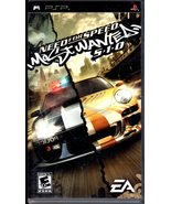 PSP - Need For Speed Most Wanted 5-1-0 (Replacement  Case, No game) - $4.95