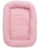 Slumber Pet Sherpa Crate Dog Beds Soft Plush Comfortable Bed for Dogs Ch... - $38.69