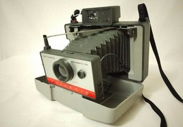 Vintage Polaroid Automatic 104 Land Camera - $21.78
