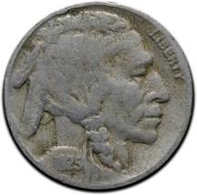 1925D Buffalo Nickel Coin Lot# A 403