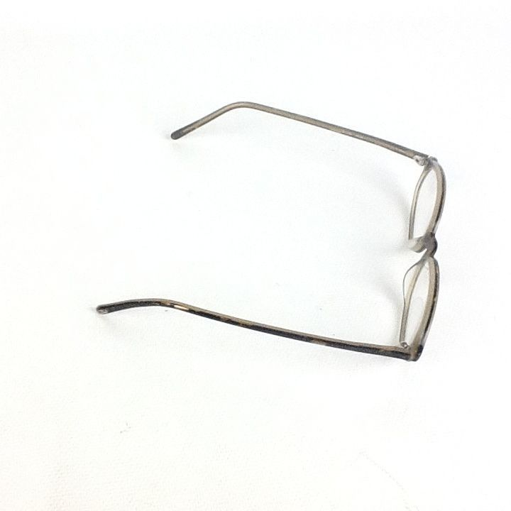 BUM Equipment Torties Rx Eyeglass Driftwood Frame Made Italy 47-17-140 With Case