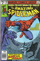 the Amazing Spider-Man Comic Book #200 Marvel Comics1980 VERY FINE+ - $26.98