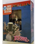 DC Super Hero Collection Zatanna 1/21 Figurine Eaglemoss - $16.00