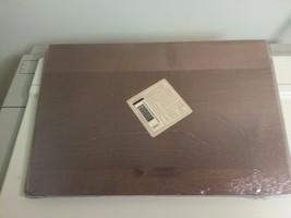 Longaberger Newspaper Basket Rich Brown Divider New Sealed 5102633 - $19.75