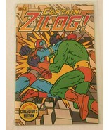 Captain Zilog Comic Book 1 Not in Guide Early Computer Giveaway Exxon 1979 - $69.99
