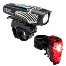 NiteRider Lumina OLED 1100 Boost/Solas 100 Combo Bike Headlight Taillight - $139.92