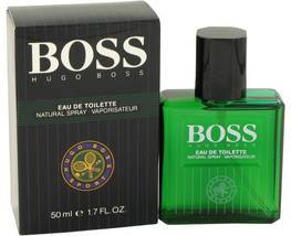 Hugo Boss Sport Cologne 1.7 Oz Eau De Toilette Spray  image 4