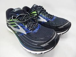 Brooks Glycerin 15 Size US 9.5 M (D) EU 43 Men's Running Shoes Black 1102581D012