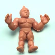 M.U.S.C.L.E. Mattel muscle men wrestling action figure flesh #61 Kinniku... - $9.85