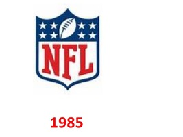 1985 NFL Repro Football Game - $35.00