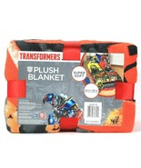 Franco Manufacturing Co Transformers 62 In X 90 In 100% Polyester Plush ... - $37.99