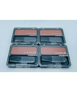 4 x Covergirl 180 BRICK ROSE Cheekers Blush New Factory Sealed Free Ship... - $19.99