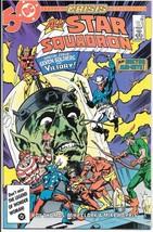 All Star Squadron Comic Book #56 DC Comics 1986 VFN/NEAR MINT UNREAD - $4.99