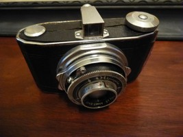RARE Vintage OLYMPIC Camera W/ Case - $56.05