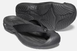 Keen Waimea H2 Size US 9 M (D) EU 42 Men's Slip On Sandals Black / Black - $51.44
