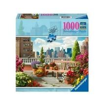 Ravensburger Rooftop Garden 1,000pc Puzzle - $27.71