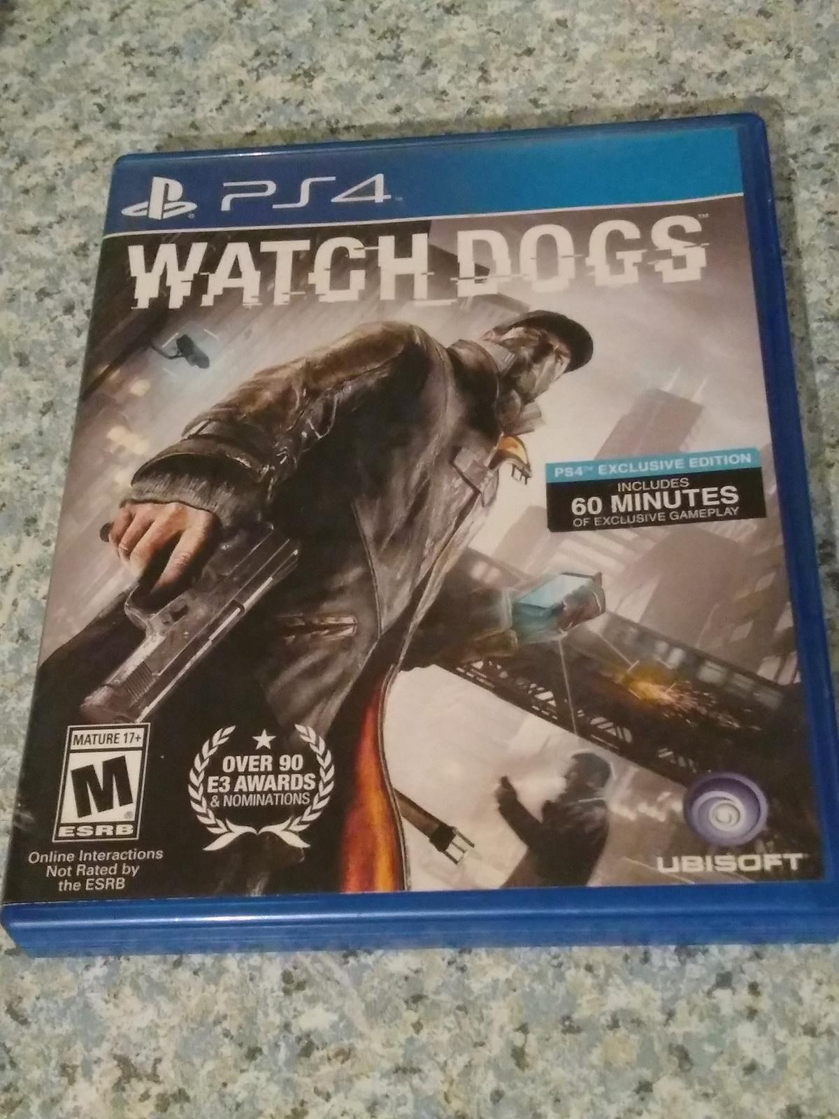 Watch Dogs Sony PlayStation 4
