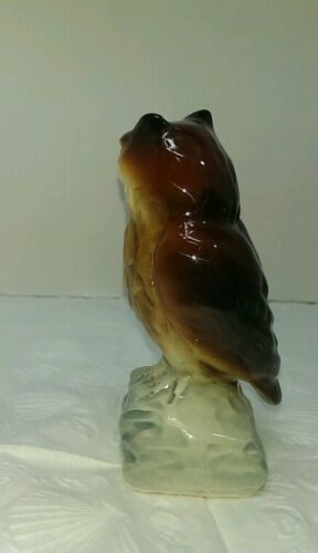 Vintage Goebel 1973 Owl Figurine West Germany #2