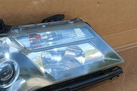07-09 Acura MDX XENON HID Headlight Lamp Passenger Right RH - POLISHED image 4