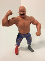 "1985 WWF wwe LJN Wrestling Superstars 8"" action figure Iron Sheik - $13.57"