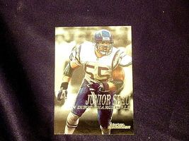 Junior Seau - San Diego Chargers # 55 LB Football Trading Cards AA-19FTC30103 Vi image 4