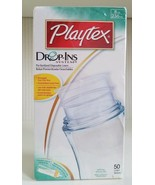 Playtex Drop-Ins Disposable Bottle Liners 8oz 50 Count NIB - $10.88