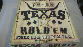 Texas Hold 'em Poker Game From Endless Games - $18.56