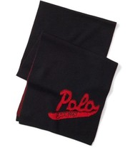 Men's Wool Polo Scarf - £61.30 GBP