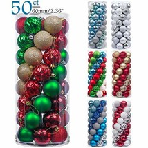 Valery Madelyn 50ct 60mm Country Road Red Green and Gold (Red Green Gold) - $597,12 MXN