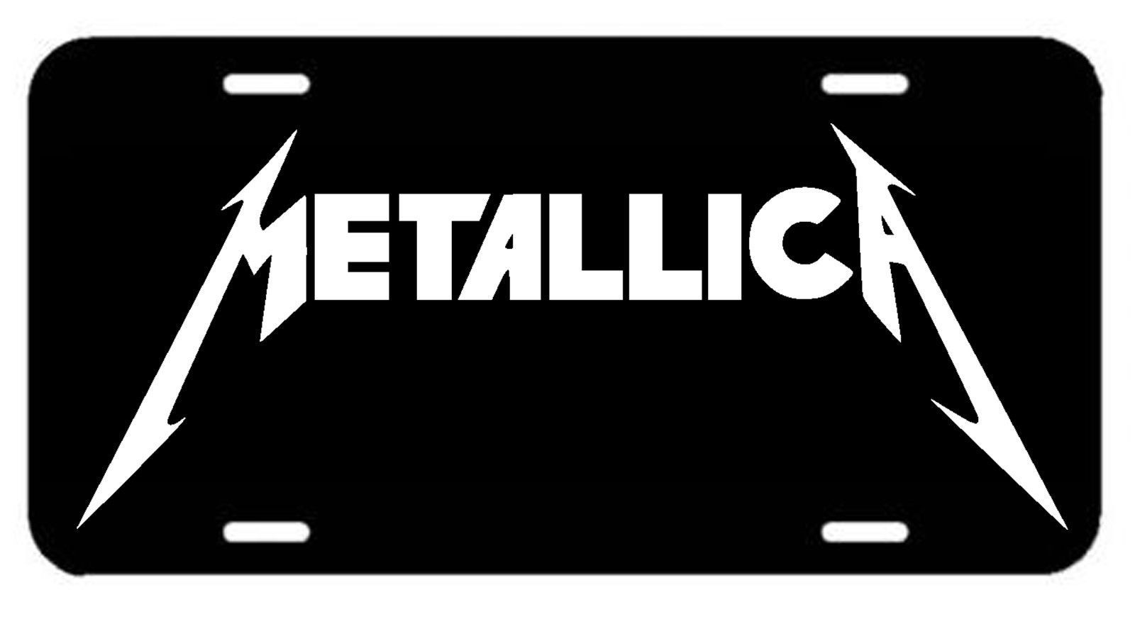 Seether 5FDP Metallica VOLBEAT ~ License Plate//Tag ~  car//truck//auto//garage
