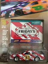Johnny Lightning Racing Dreams T.G.I. Friday's #76 Eateries Series 1998 Car NIP - $10.39