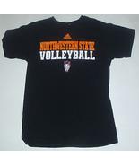NWT New Northwestern State Demons Volleyball adidas Medium T-Shirt - $16.78