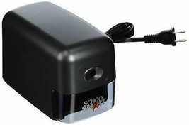 School Smart Electric Pencil Sharpener 5-1/2 x 3-3/4 x 7-3/4 Inches - $28.80